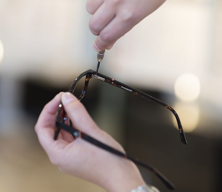 Entretien lunettes - actu