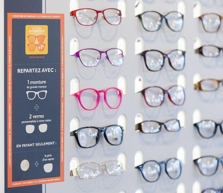 Forme matière lunettes - actu